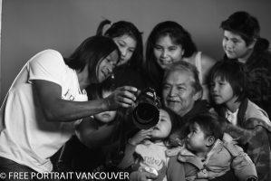 Free Portrait Vancouver